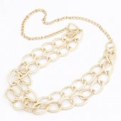 C10060762 Round circle ring malaysia long necklace shop