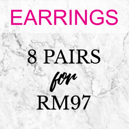 Earrings - 8 Pairs ( Choose Any 8 Earrings Designs)