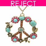 RD0439-Reject Design RD0439- Long Necklace