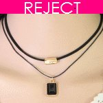 RD0042- Reject Design RD0042- Choker Necklace