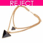 RD0167- Reject Design RD0167- Choker Necklace