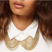 A-h2-100X294 Vintage collar style dangling choker necklace boron