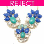 RD0102-Reject Design RD0102 - Statement necklace