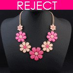 RD0451- Reject Design RD0451- Choker Necklace