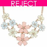 RD0289-Reject Design RD0289 - Statement necklace