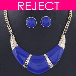 RD0475- Reject Design RD0475- Choker and earstuds Set