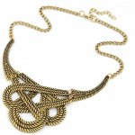C11051362 Vintage elegance choker necklace malaysia accessories