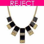 RD0061-Reject Design RD0061 - Statement necklace