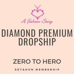 Diamond Premium Dropship - ZERO TO HERO AFSISTERS