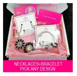 Necklace & Bracelet Gift Set