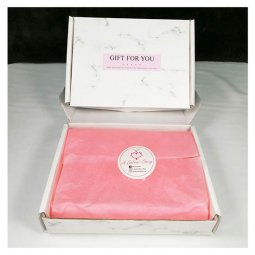 L-UN-GBmarble Marble Design GIft for You Gift Box With Wrappers