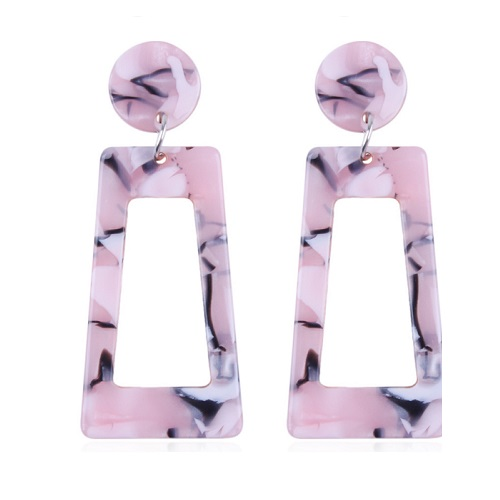 A-QD-E4334pink BLACK PINK CLASSIC EARSTUD MALAYSIA - Click Image to Close