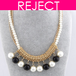 RD0085 - Reject Design RD0085- Choker Necklace