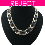 RD0101-Reject Design RD0101 - Choker necklace
