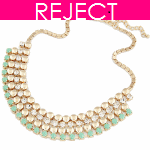 RD0277-Reject Design RD0277 - Choker necklace
