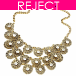 RD0293-Reject Design RD0293 - Choker necklace