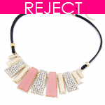 RD0295-Reject Design RD0295 - Choker necklace