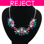 RD0317-Reject Design RD0317 - Choker necklace
