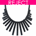 RD0319-Reject Design RD0319 - Dinner choker necklace