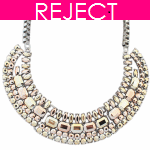 RD0340- Reject Design RD0340- Elegance moon Choker Necklace