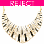 RD0354-Reject Design RD0354 - Choker necklace