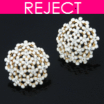 RD0426 - Reject Design RD0426 - Earstuds