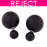 RD0003- Reject Design RD0003- Earstuds