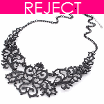 RD0010- Reject Design RD0010- Choker Necklace