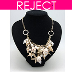 RD0036- Reject Design RD0036- Choker Necklace Shells