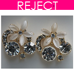 RD0039- Reject Design RD0039- Earstuds