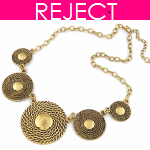 RD0055- Reject Design RD0055- Choker Necklace