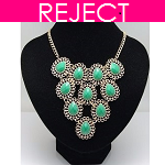RD0105- Reject Design RD0105- Choker Necklace Green