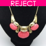 RD0469- Reject Design RD0469- Choker Necklace